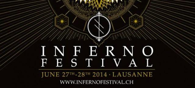 Inferno Festival, Lausanne CH, June 28th
